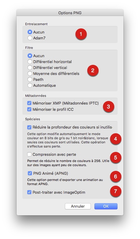 Mac V F  - Page produit