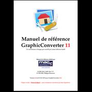 Manuel de référence 6pour GraphicConverter 11